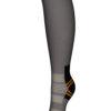 Mi-bas Randonnée Sans couture coton Coolmax® Femme