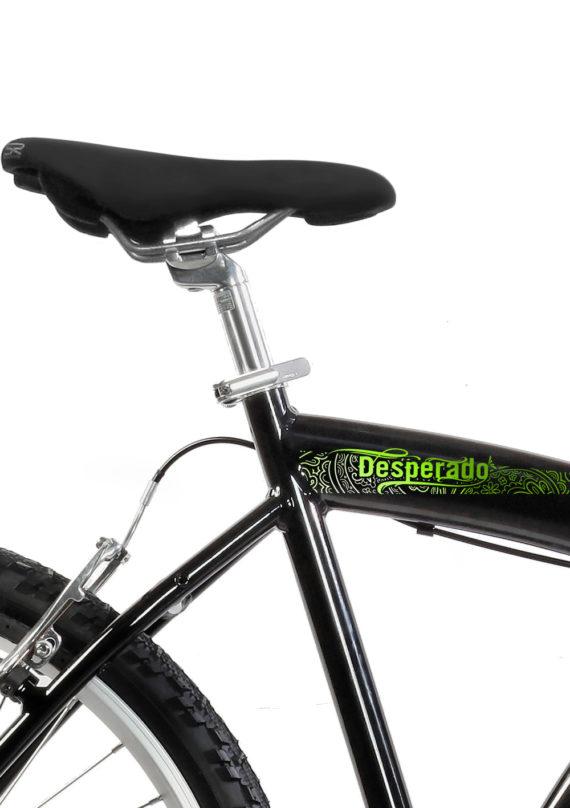 VTT Desperado mixte marque Arcade Cycles fabriqué en France