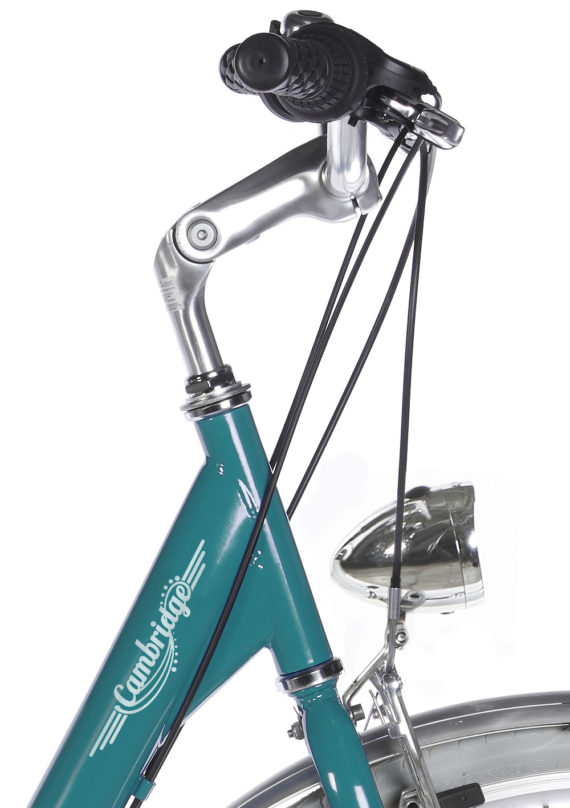 VTC Cambridge modèle Femme fabriqué en France by Arcade Cycles