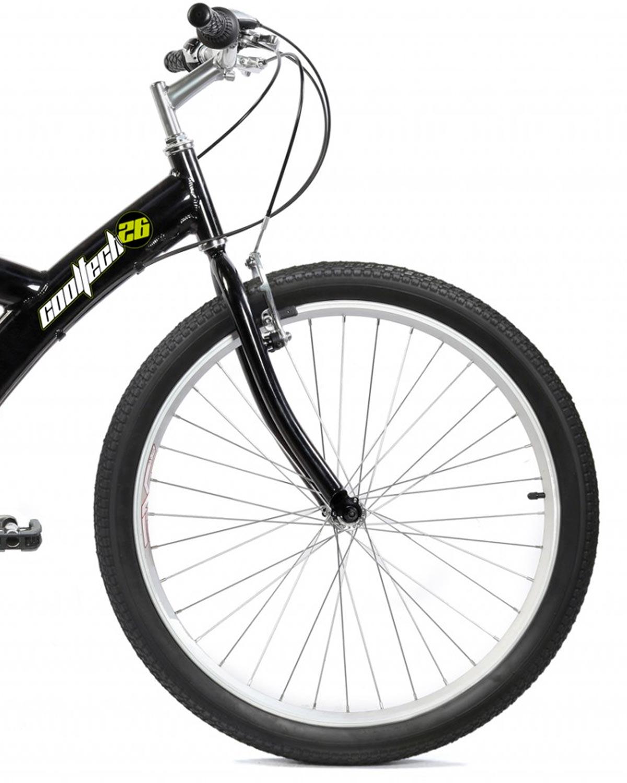 VTT Cooltech 26 poucesDesperado mixte marque Arcade Cycles fabriqué en France