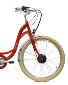 E-colors_modele_rouge_ARCADE_CYCLES_avant
