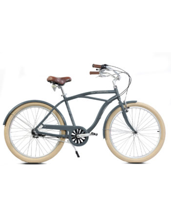Vélo Beach Key West Gris Homme