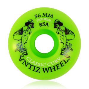 roues Skate ANTIZ 85A 56mm
