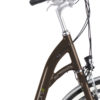 VAE E-colors Chocolat Arcade Cycles made in France