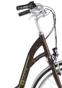 VAE_ECOLORS_chocolat_ARCADE_CYCLES_guidon