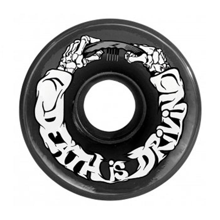 roues Skate HAZE black 78A 60mm