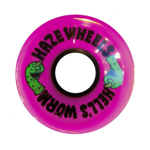 roues Skate HAZE pink 78A 60mm