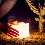 lampe solaire solarpuff éco-responsable offerte