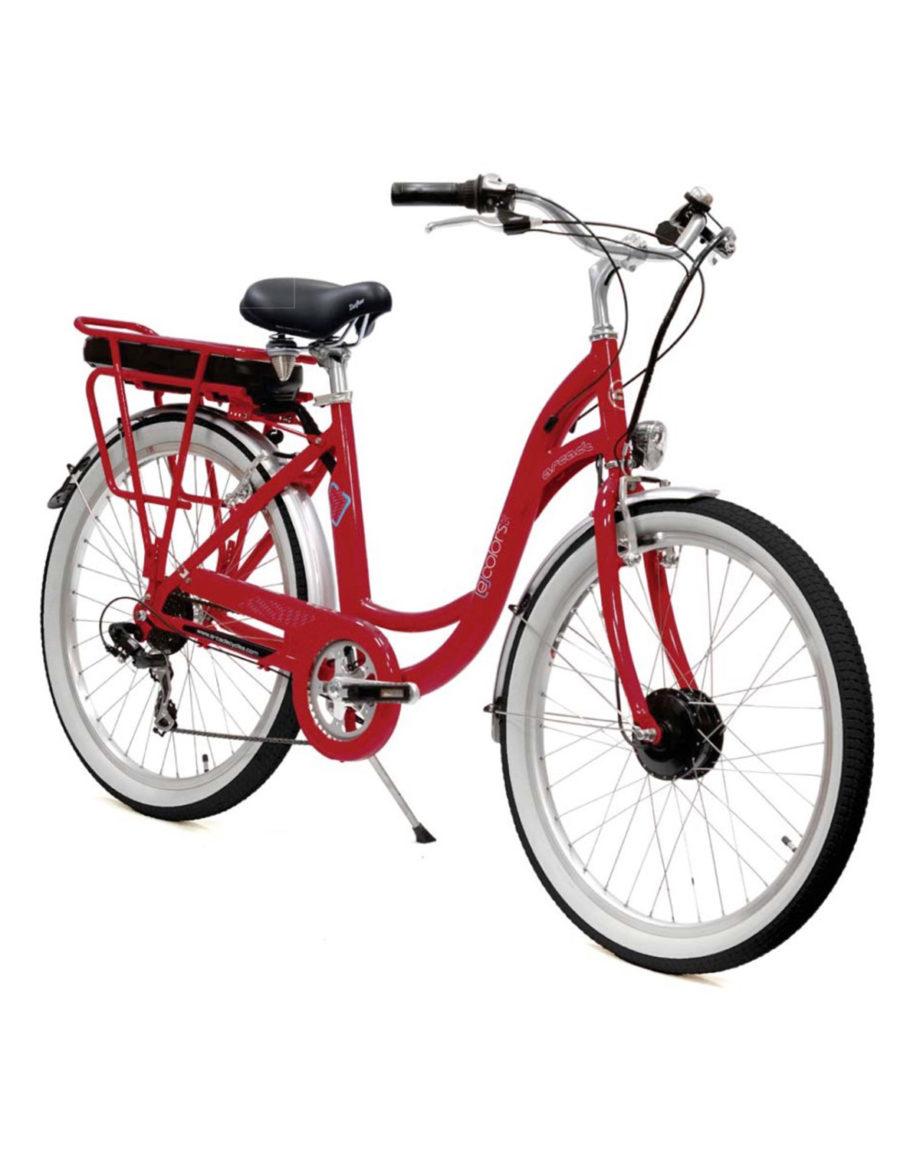 VAE E-colors Rouge Arcade cycles