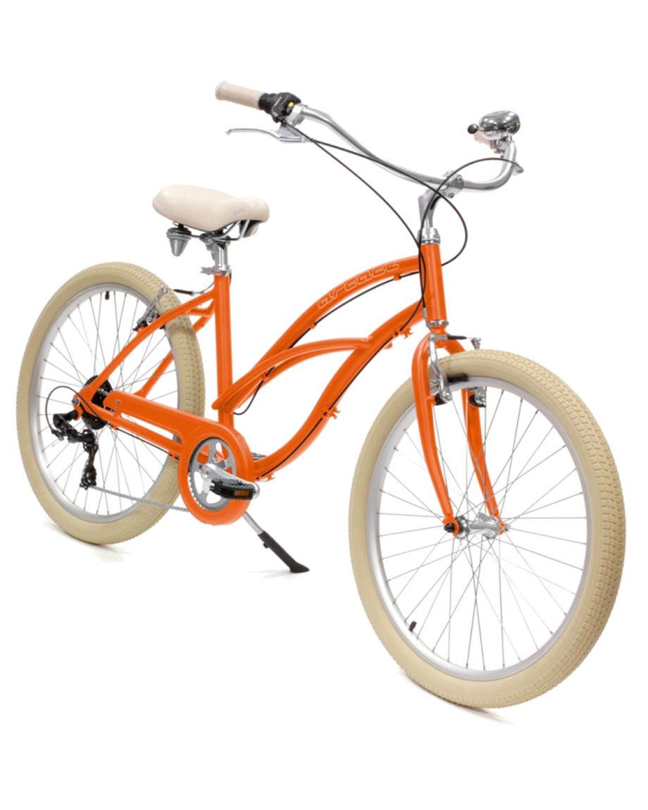 Vélo Beach Coaster Femme Arcade Cycles - My Green Sport