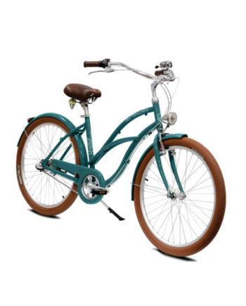 Vélo Beach Key West Vert Femme Arcade Cycles