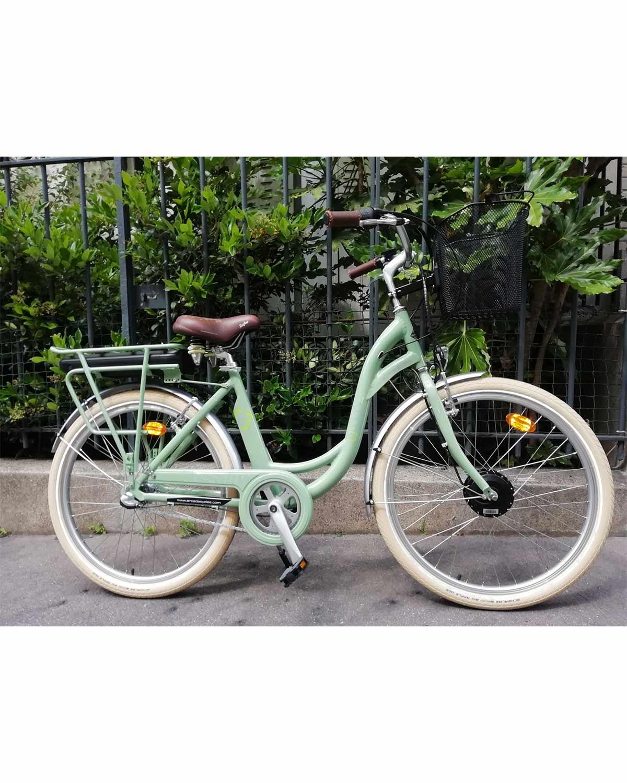 VAE vélo électrique Vert de Gris Arcade Cycles