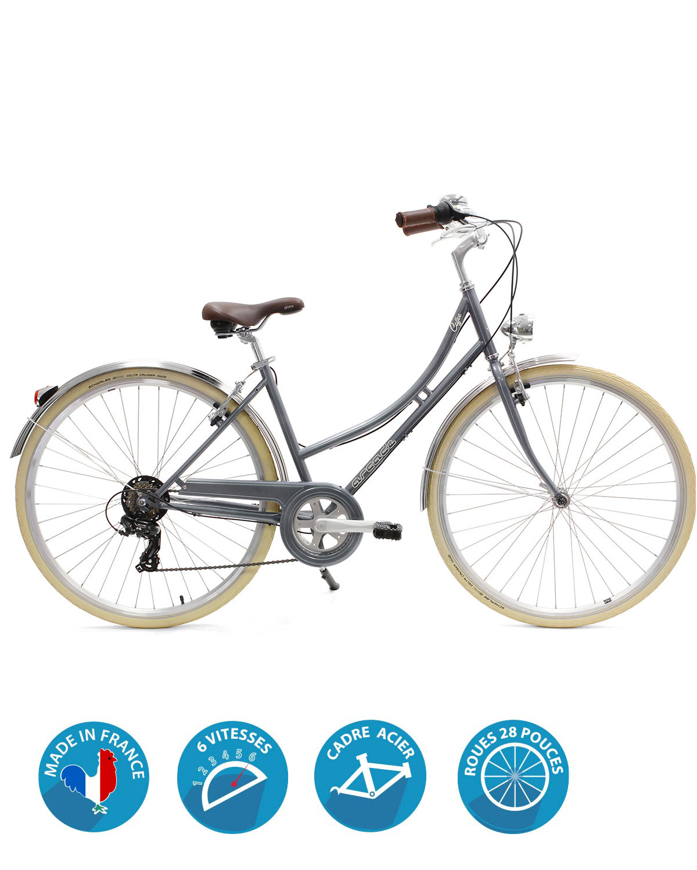 vélo ville femme coffee S6 femme arcade cycles
