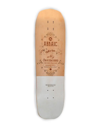 Skate Big Mount skateboard made in france Arkaic skateboard