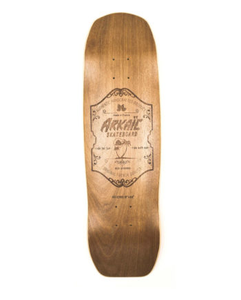 Fat School Cruiser Arkaic Skateboard made in france