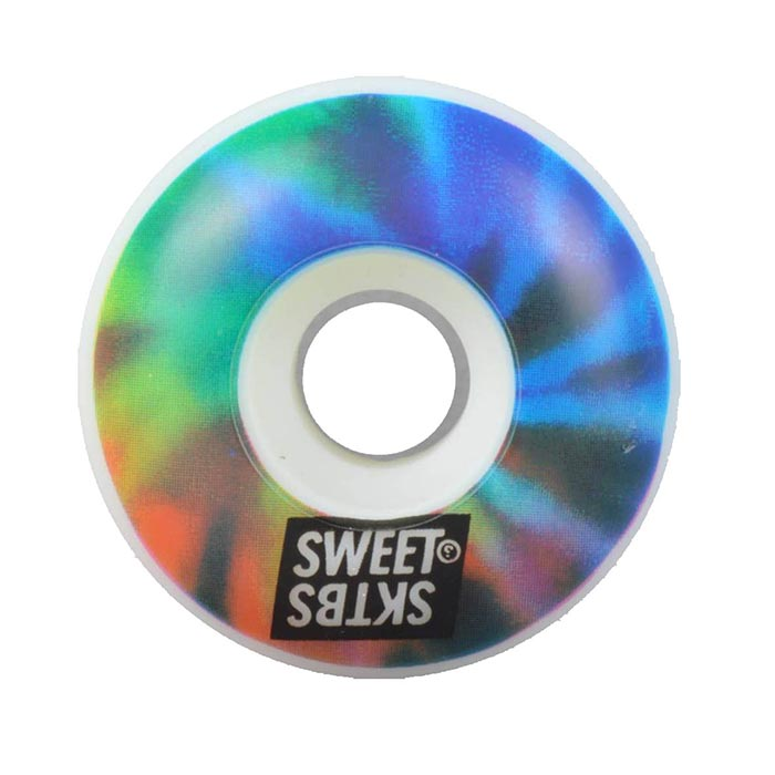 Roues Sweet 51mm // 99A Tie&Dye