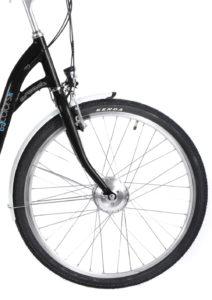E-colors_noir_ARCADE_CYCLES_roue_avant