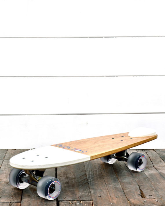 Skateboard type Cruiser Squête 100% made in France