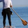 Pagaie SUP en bois Jeou Paddle exclu My Green Sport