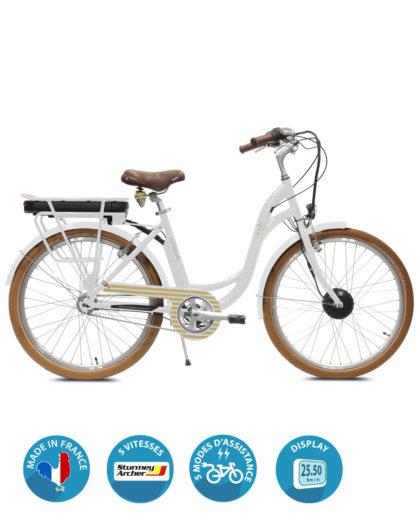 vélo électrique ile d'yeu arcade cycles