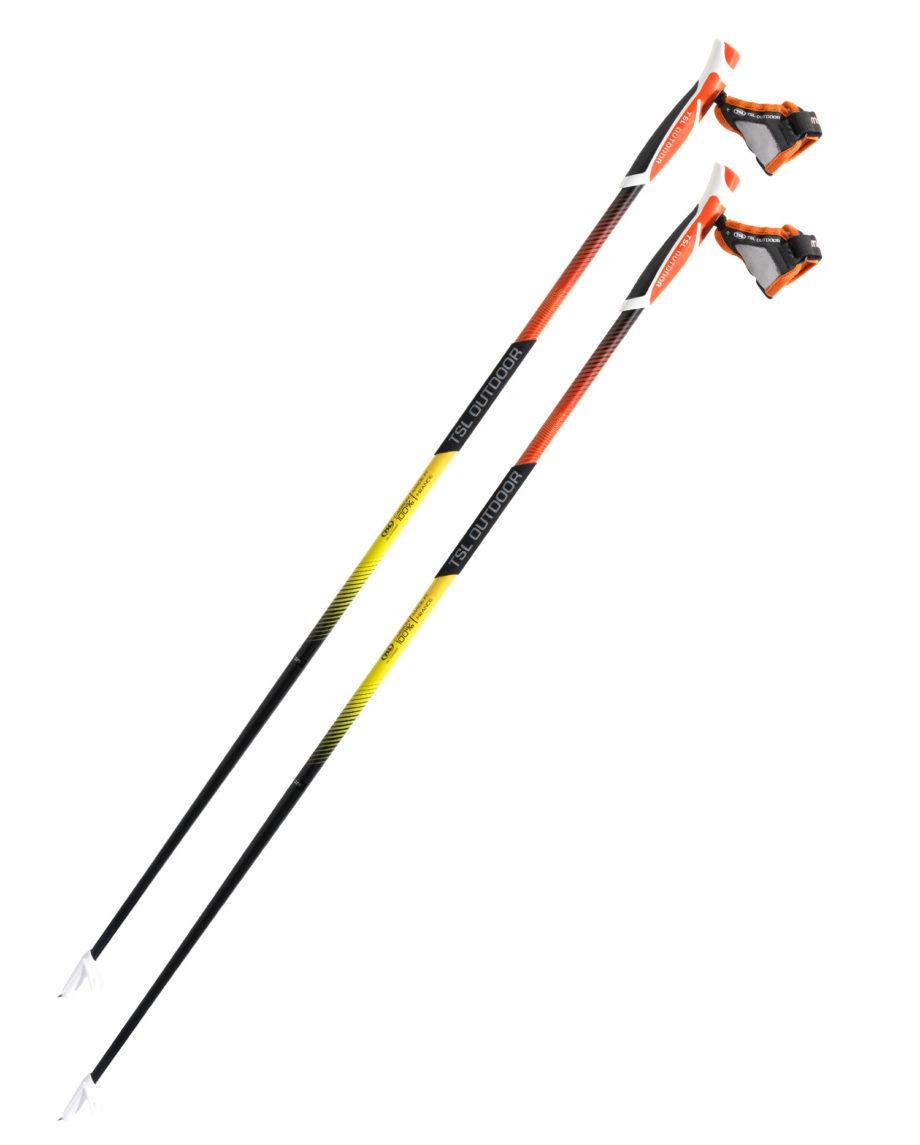 Bâtons de Trail Carbon Spike TSL Outdoor fabriqués en france