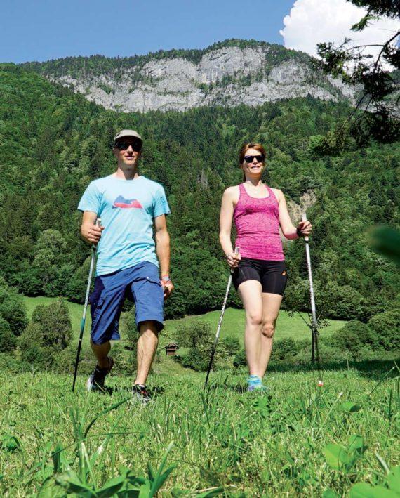 Bâtons de Trekking Trek Carbon_3m TSL Outdoor fabriqué En France