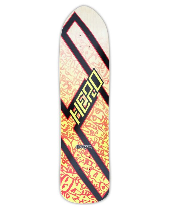 Skateboard Hero Bordza longboard polyvalent