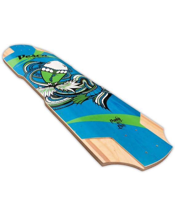 Skateboard Downhill Pesca Bordza longboard descente