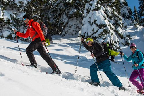 Yooner Enduro TSL Outdoor la nouvelle glisse pour profiter de la neige autrement