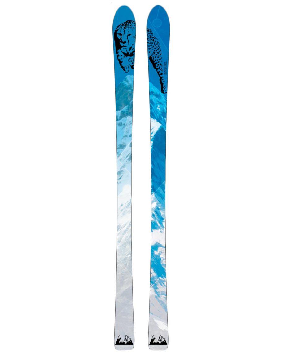Ski all mountain 178 édition limitée MGS/DCT skis en bois