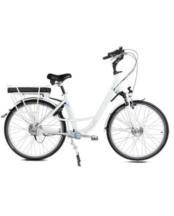 VAE E-cardan Blanc Arcade Cycle Vélo à assistance électrique fabriqué en France