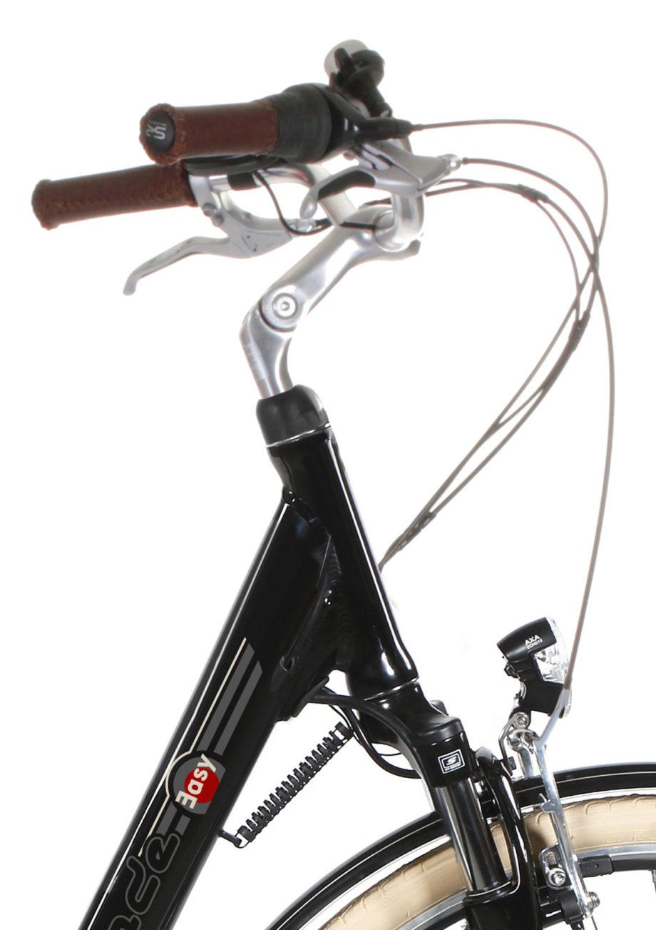 VAE Easy Noir Arcade Cycle Vélo à assistance électrique fabriqué en France