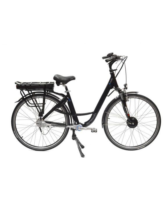VAE vélo électrique E-cardan Blanc Arcade Cycle Vélo à assistance électrique fabriqué en France noir