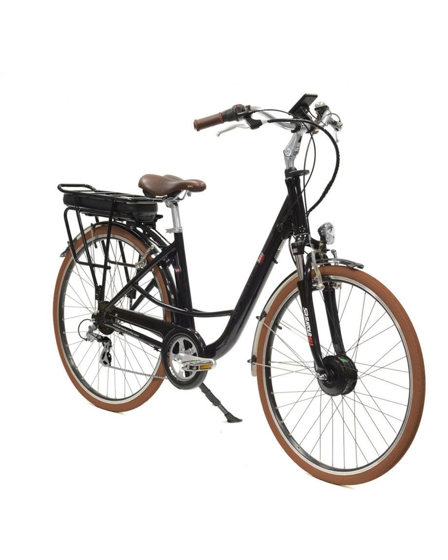 VAE Vélo électrique Easy Noir by Arcade Cycles