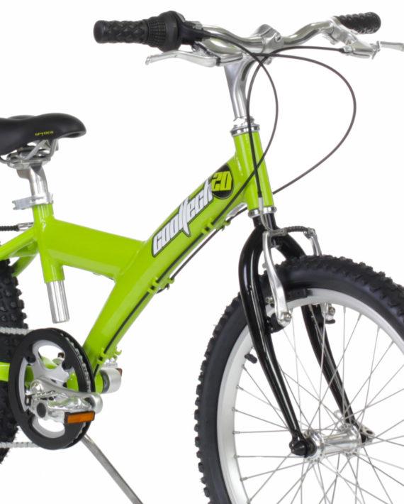 """Vélo enfant Cooltech 20"""" fabriqué en France Arcade cycles"""