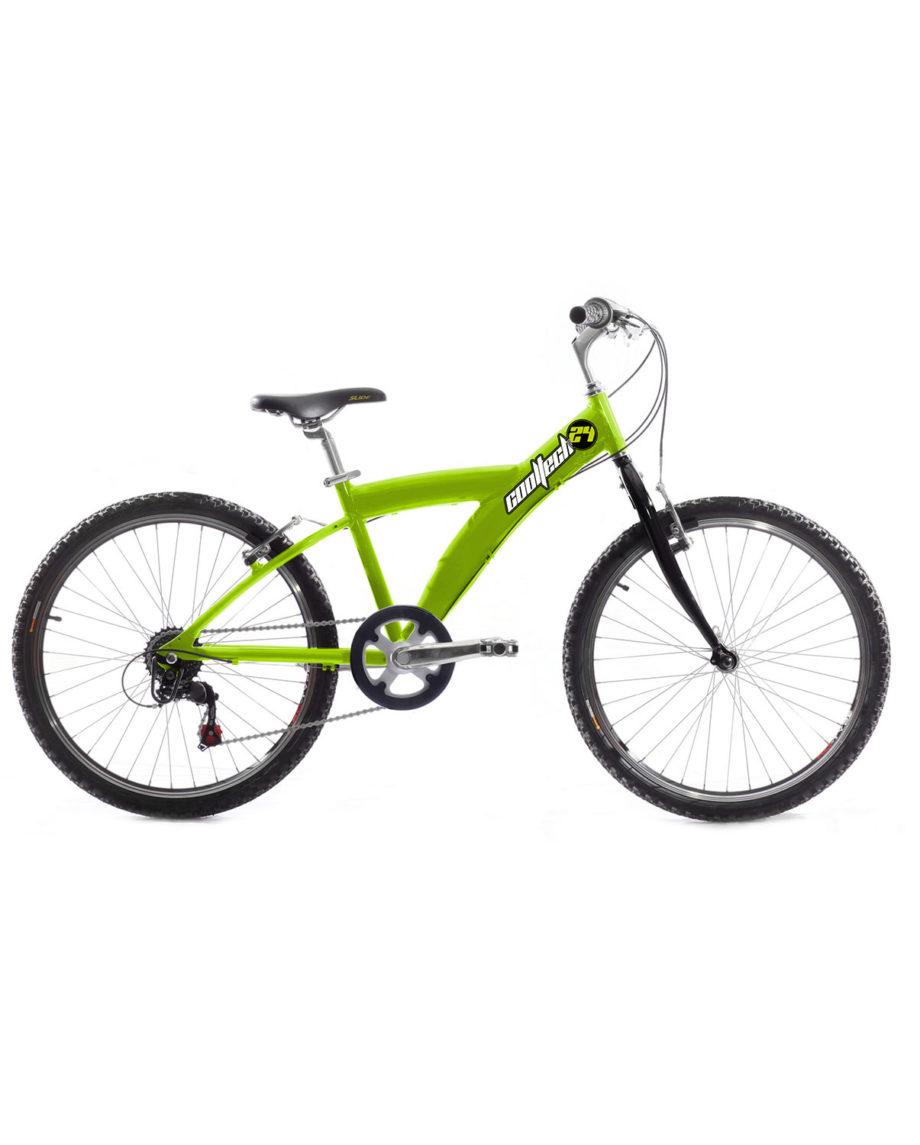 """Vélo enfant Cooltech 24"""" fabriqué en France Arcade cycles"""