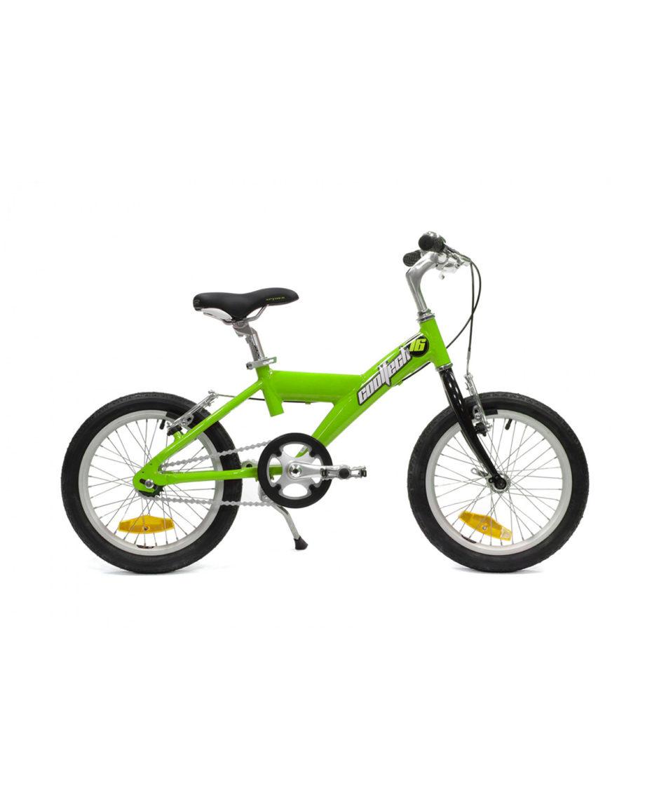 """Vélo enfant Cooltech 16"""" fabriqué en France Arcade cycles"""