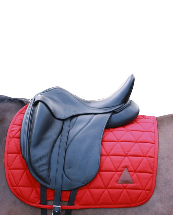Tapis De Selle Coupe Dressage By Tacante