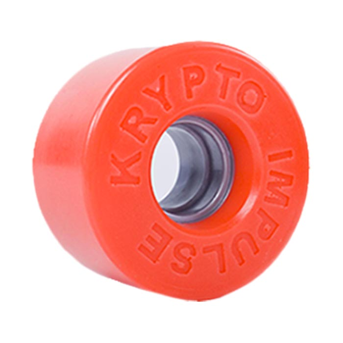 Roues Kryptonic Red 83A // 62mm
