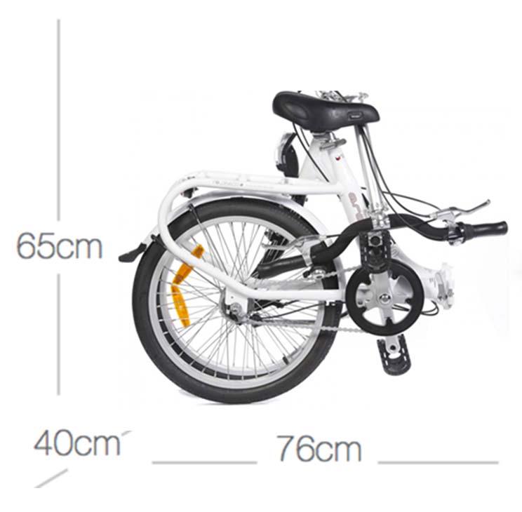 Vélo Pliant Folding Arcade Cycles 20 pouces Nexus