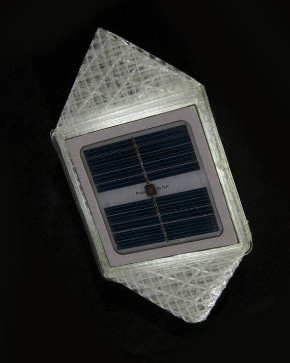 Lampe solaire Solarpuff