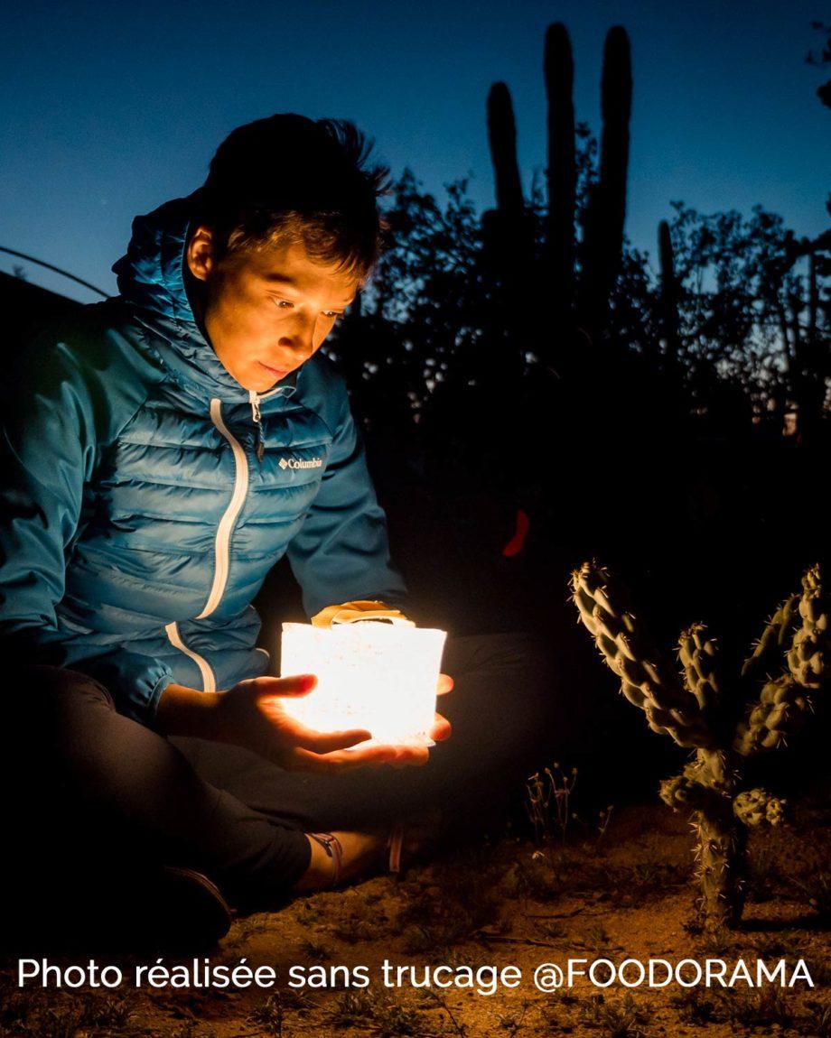 Lampe solaire Solarpuff waterproof