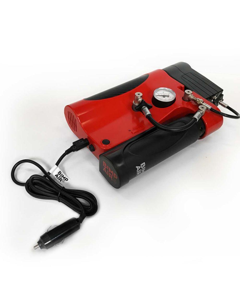 Compresseur portatif système de gonflage autonome et nomade Bimp'air Pack Eway