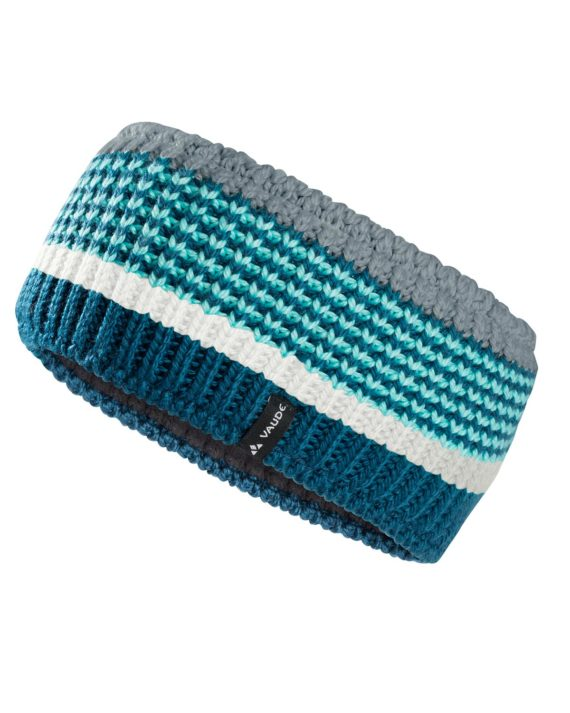 Bandeau running Headband Melbu IV Vaude unisexe bleu