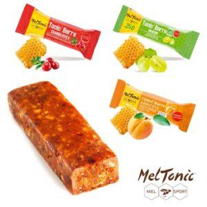Kit Joggeur barre énergétiques Meltonic au miel et à la gelée royale bio My Green Kit