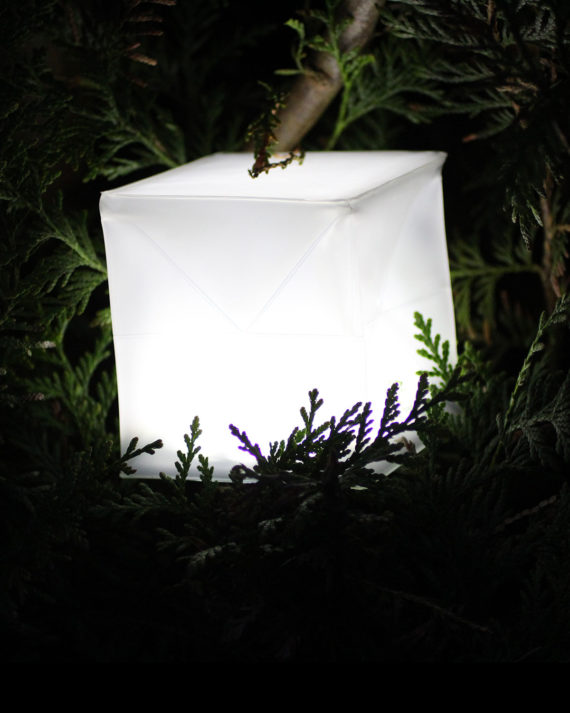 Lampe solaire Solar Helix by Solight Design sur My Green Sport
