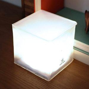 lampe solaire solar helix pliable SoLight Design