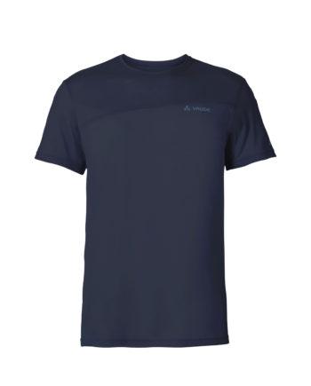 Tshirt Sport Homme manches courtes me Sveit Vaude couleur Eclipse
