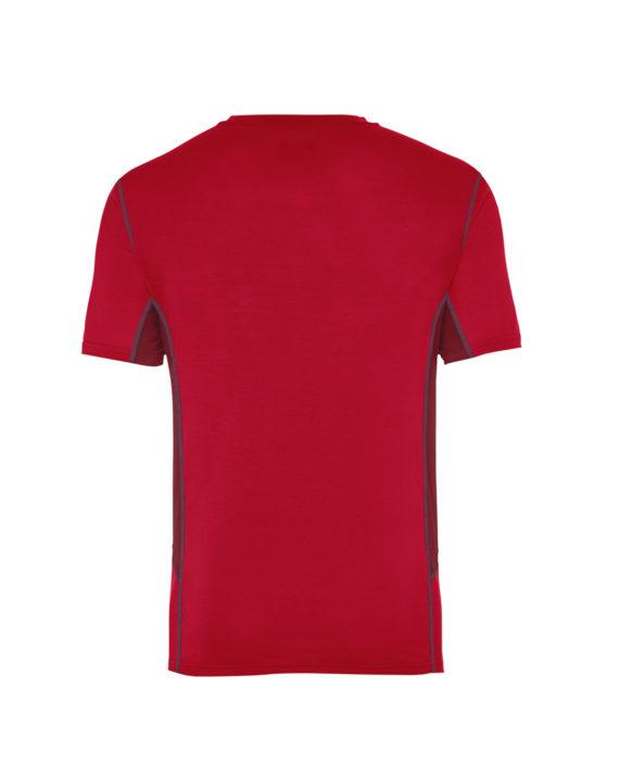 tshirt-technique-sport-homme-manches-courtes-me-signpost-rouge-vaude_dos