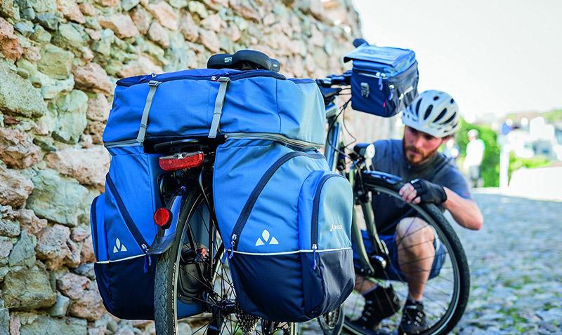 a253a5ba56 Les 5 accessoires indispensables pour randonner à vélo - My Green Sport